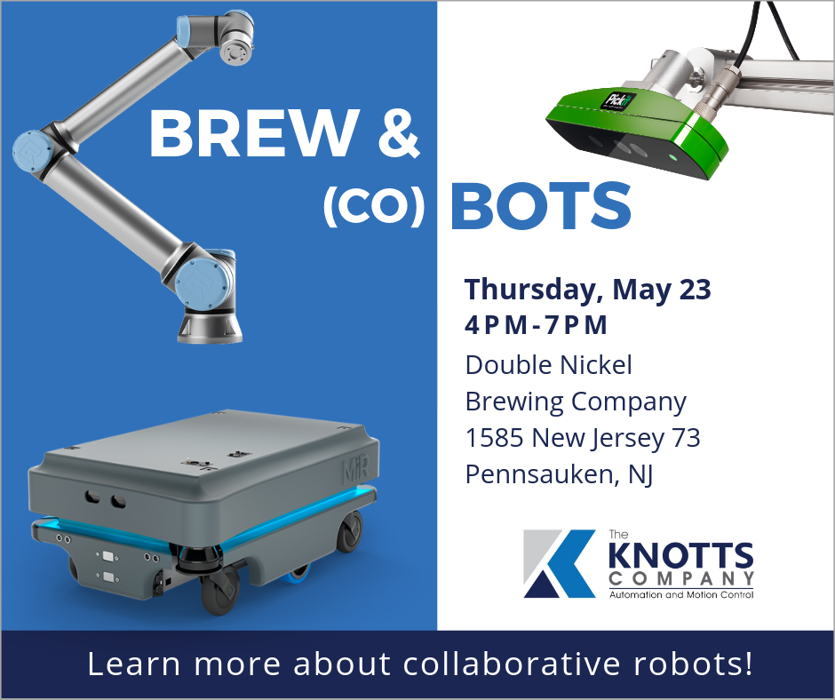 Knotts BEER & coBOTS Open House (2)