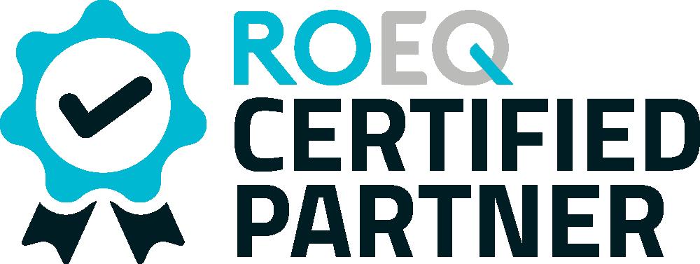 ROEQ certified partner